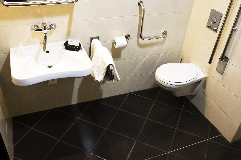 Koupelna bezbarier